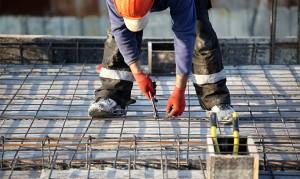 A construction worker.