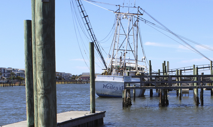 The best fresh seafood is in Calabash Brunswick County