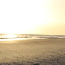 thumbnail of the sunset on holden beach north carolina