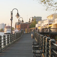 Thumbnail of the Wilmington Boardwalk