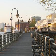 Thumbnail of the Wilmington Boardwalk