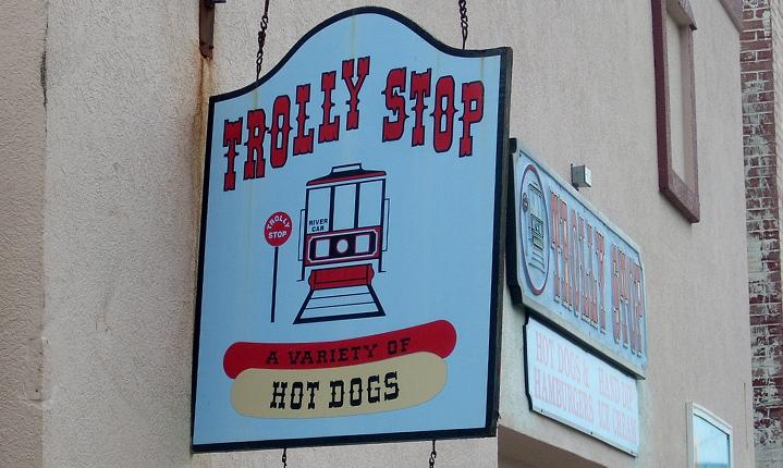 Trolly Stop in Brunswick County