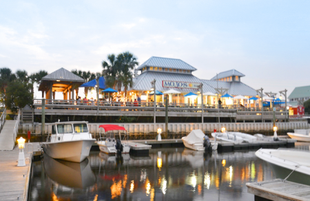 A picture of Mojo's on the Harbor in Brunswick County