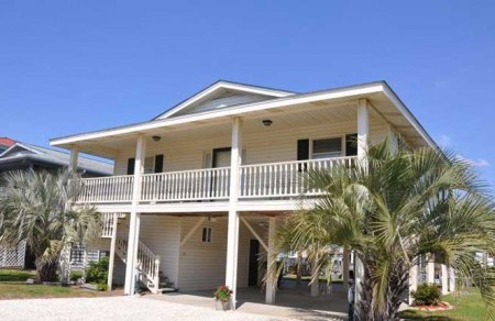 Brunswick Home for Sale at 120 Salisbury Street, Holden Beach, NC 28462