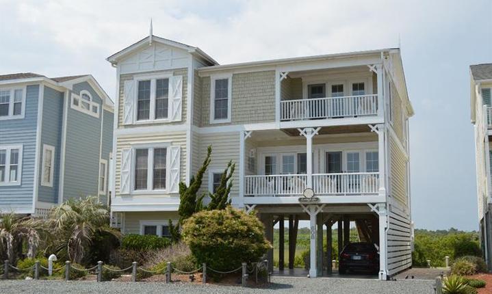 A beautiful home for sale in Brunswick County North Carolina