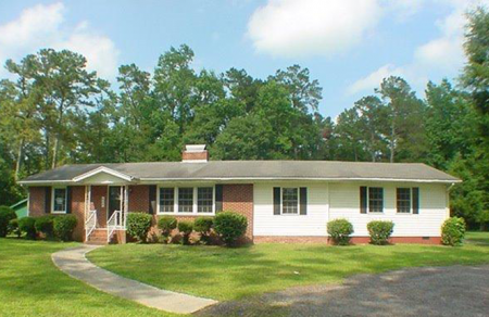 A beautiful home for sale in Brunswick County North Carolina