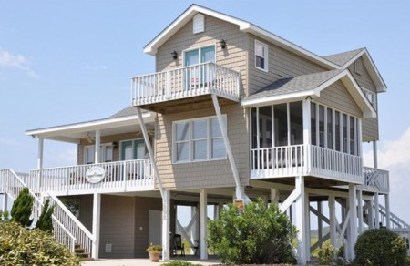 Home for Sale in Holden Beach