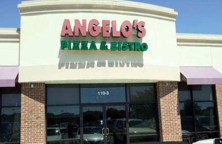 Dine at Angelos Brick Oven Pizza & Bistro