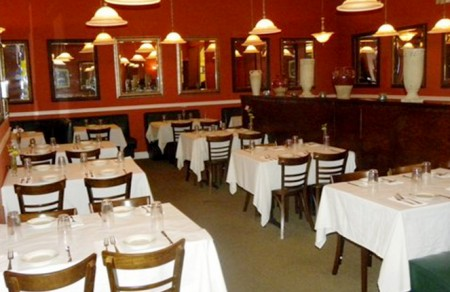 a picture of the dining tables