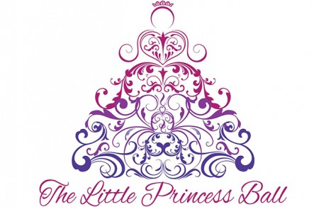 logo of the little princess ball