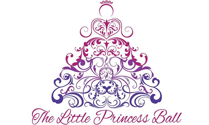 logo of the little princess ball