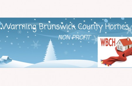 Consider Donating to Warming Brunswick County Homes