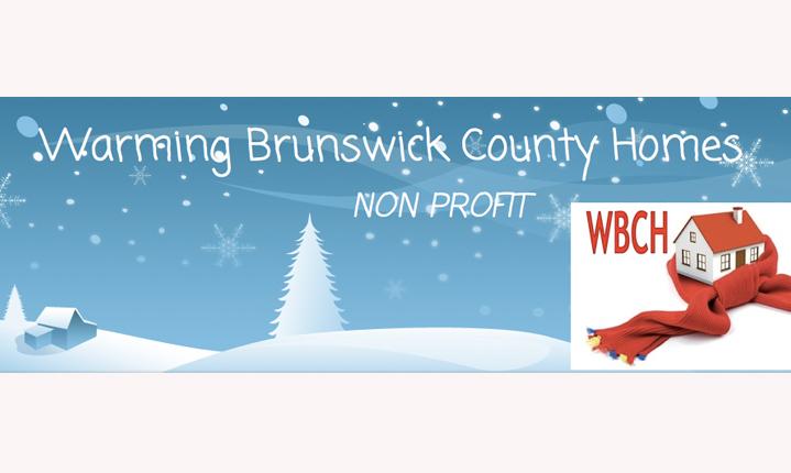 Consider Donating to Warming Brunswick County Homes