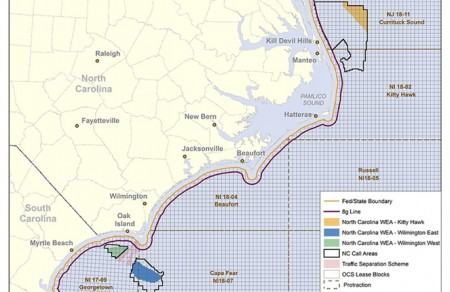 Don't Miss the Hearings Regarding Offshore Wind Turbines