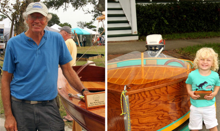 The Southport Wooden Boat Show is This Weekend!