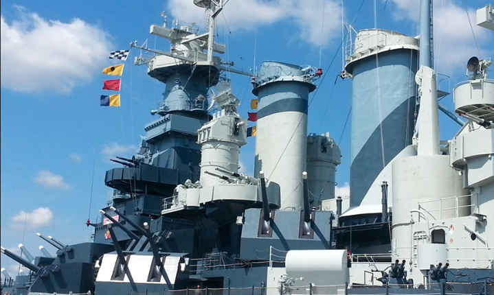 Family Fun Awaits at Battleship Alive!