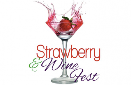 The Fourth Annual Strawberry and Wine Festival