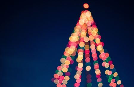 Calabash Christmas Tree Lighting