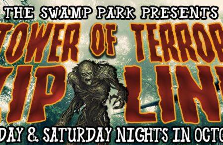 Tower of Terror Zip Line Tour